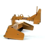 Tractor Rear Scrape Blade with 6 Way Adjustment